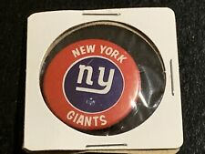 1969 New York Giants Logo NFL Football Pin Button