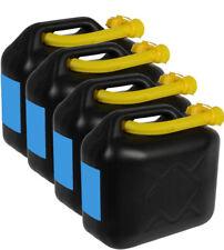 4x 20 L Kraftstoffkanister Benzinkanister Reserve Kanister Tank UN-Zulassung Neu