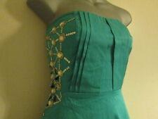 Jane Norman Women's Knee Length Dresses Ballgowns