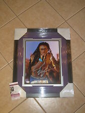 Lil Wayne signed autographed 11x14 Photo FRAMED JSA YMCMB Young Money WEEZY