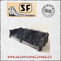 S.F. A034 deposito carbone per locomotive a vapore scala 1/87