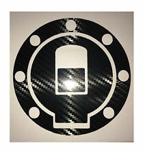 YAMAHA YZF R1 1998-1999 Carbon Fiber Effect Fuel Cap Protector Cover Decal