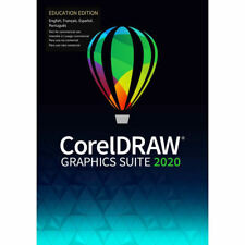 Corel Draw Graphics Suite 2020 for macOS **BRAND NEW** Academic Box