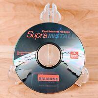 Supra Install Diamond Multimedia Combined Analog PC/Mac CD-ROM Software