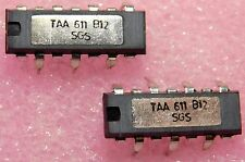 TAA611B12 / IC / DIP / 2 PIECES (qzty)