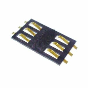 For iPhone 3G / 3Gs - Pack Of 3 Replacement Sim Reader Connectors