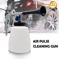 2018 High Pressure Air Pulse Car Cleaning Gun Surface Interior Exterior Cleaner