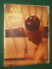 HMSO BOOK R.A.F. MIDDLE EAST [85]