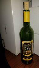 RARE Jack Ham autographed/signed Gridiron Curvee wine bottle Steelers Legends
