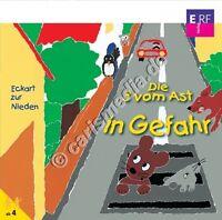 CD: DIE DREI VOM AST ... in Gefahr (13) -  Hörspiel *NEU*