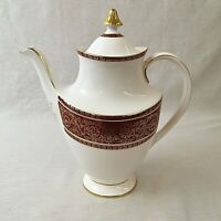 Royal Doulton Buckingham Coffee Pot H4971 First Quality Excellent