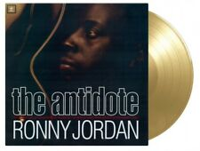 Ronny Jordan - The Antidote GOLD COLOURED Vinyl LP IN STOCK