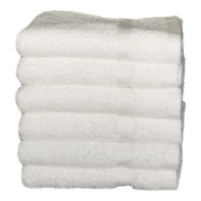The Chelsea Bath Collection; Heavyweight 100% Turkish Cotton, White