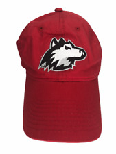 Wolf Hat One Size Hat Red