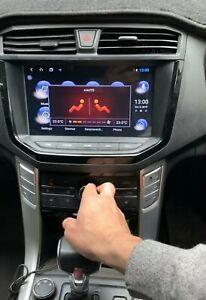 LDV T60 car gps navigation stereo. Supports factory 360° CAMERA