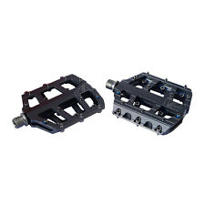 """New VP Components Vice VP-015 Thin Platform DH Freeride BMX Pedals Grey 9/16"""""""