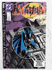 Batman #440 (Oct 1989, DC) NM
