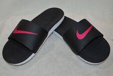 f4780247e47f7 Nike Women s Kawa Black Pink Slide Sandals - Size 7 10 NWB (834588