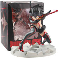 Anime Kill La Kill Matoi Ryuko Kamui Senketsu Action Figure Collection Model Toy