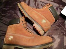 Timberland Padded Collar Waterproof Work Boots Men's 11 M