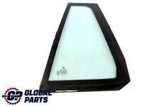 BMW X3 Series E83 Rear Left Side Fixed Glass Green Window AS2 N/S 3332819