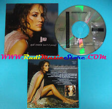 CD Singolo Jennifer Lopez Qué Ironía SAMPCS 10159 SPAIN 01 PROMO CARDSLEEVE(S25)