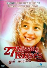 27 Missing Kisses (2000) DVD '0' PAL Nutsa Kukhianidze, Sexy Russian Teen Comedy