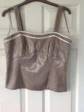 Ladies Bustier/Top From Minuet Size 10 New Without Tags