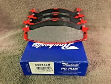NOS RAYBESTOS PGD632M Disc Brake Pad Set Front fits FORD Bronco E150 F150 94-03