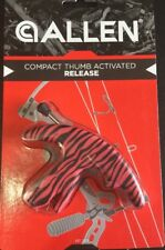 NEW Allen Thumb Activated Release Archery Bow Left/Right Handed in Pink/Black