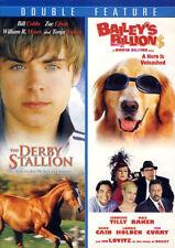 Derby Stallion / Bailey's Billions (DVD, Double Feature) LN