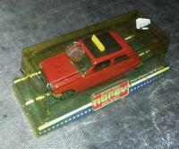 Norev ref 7/800 SB renault 5 TL rouge AUTO ECOLE 1/43 neuve sous blister(défaut)