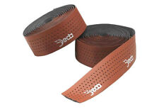 Deda Mistral Leather Effect - Perforated Bar Tape - Brown