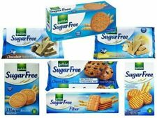 Gullon Sugar Free Biscuits Mixed Selection Pack x 7 packs Healthy Variety