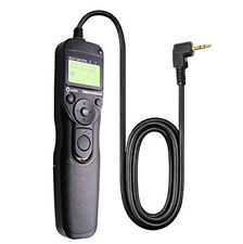 LCD Timer Shutter Release Remote Control Cord for CANON EOS RP R T7i T6i T6S T5