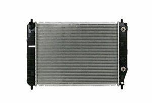 Radiator  Fit/For 2715 04-08 Cadillac XLR/XLR-V Automatic 4.6L PTAC