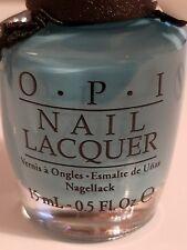 OPI Nail Polish ~* My Band Just Blue Up *~ Lolla 10TH Anniversary Limited