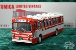 [TOMICA LIMITED VINTAGE LV-23b 1/64] HINO RB10 BUS (Keihan Bus)