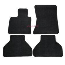 Fit For 07-12 BMW E70 X5 4Dr Black Nylon Floor Mats Carpets 4PCS Custom Fit