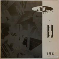 DMC MIXES 2 JUNE 89 LP 1989 DJ PROMO NEAR MINT PRO CLEANED