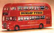 Midland Red white-metal or resin bus kits by W&T WTP04