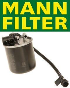 MANN Diesel Fuel Filter WK820/18 w/5 Pin Connector MERCEDES/FREIGHTLINER