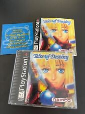 Tales of Destiny (Sony PlayStation 1, 1998)