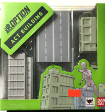Soul Option Act Building  Bandai -Tamashi nation NEW in original box from USA