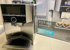 Siemens EQ.9 plus connect s700 Kaffeevollautomat TI9575X1DE - mit Garantie