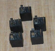 Ford F57B-14B192-AA relays Utility Set of 5 Used Multi purpose Mustang F150 OK