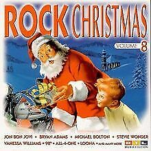 Rock Christmas 8 von Various | CD | Zustand gut