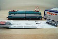 ROCO 63856 e636.219 elettro-GIUNTO-Locomotiva FS Trenitalia OVP interfaccia