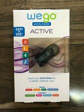 Wego Active Activity Tracker New In Sealed Box