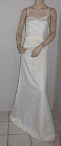weißes Brautkleid Gr. 38 von Kelsey Rose ungetragen #83